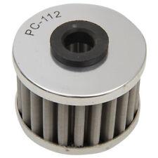 PC Racing PC112 Oil Filter Reusable Stainless Steel Kawasaki, Honda, Polaris