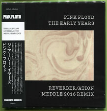Pink Floyd THE EARLY YEARS. REVERBER/ATION: MEDDLE 2016 REMIX CD mini-LP Sealed