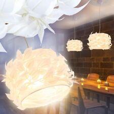 Lampe à suspension Design Moderne Lustre Lampe de bureau Plafonnier Blanc 163017