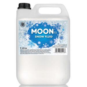 MoonFX Professional Snow Fluid 5L - Pro Snow Fluid