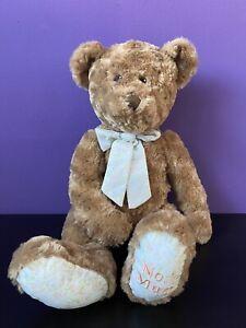 No. 1 Mum Bear Brown Teddy Number One Mum Christmas Present Gift