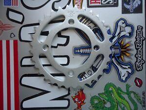 1986-1990 Yamaha BW80 Big Wheel 80 Chain and Sprocket Kit Heavy Duty