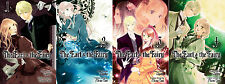 Earl and the Fairy Series Collection Set 1-4 English Manga by Ayuko! NEW!!!