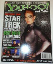 Yahoo! Magazine A Star Is Borg No.12 110514R1