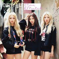 MONTHLY GIRL ODD EYE CIRCLE MAX&MATCH Repackage Album NORMAL CD+Foto Buch+Karte