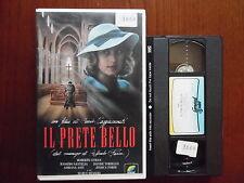 Il prete bello (Carlo Mazzacurati, Roberto Citran) - VHS ed. General Video rara