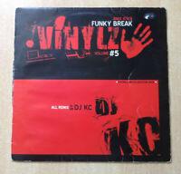 MAXI 33T FUNKY BREAK Vol.5 Vinyl ALL REMIX By DJ KC - EXTRA LIMITED EDITION 2001