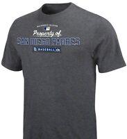 San Diego Padres Authentic T-shirt XL Ladies Majestic Athletics MLB Smart & Sexy