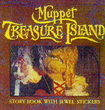 Muppet Treasure Island: Treasure Hunt-ExLibrary
