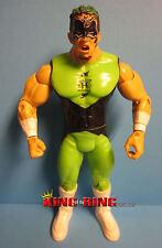 WWE Jakks Ruthless Aggression HURRICANE Wrestling Figure WCW