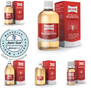 Neo Ballistol Hausmittel Hautpflege Wundpflege Pflegeöl Massageöl