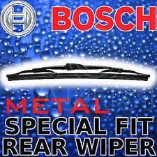 Bosch Específico Para TRASERO METAL Limpiaparabrisas Coche Smart coupe -07