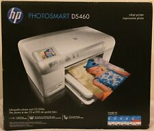 NEW HP Photosmart D5460 Photo Inkjet Printer