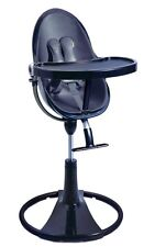 Bloom fresco loft chrome schwarz mit Sitzeinlage in midnight black - NEU !!!!