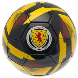 Scotland FA Official Crested PVC Football Size 5 Full Size 32 Panel Ball RX