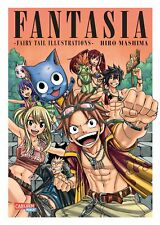 Fantasia. Fairy Tail | Hiro Mashima |  9783551796479