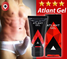 ATLANT GEL Intimate Lubricant Enlargement Cream Global ALWAYS 100% ORIGINAL 100%