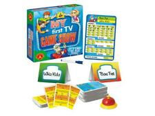My first TV Game Show