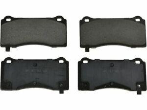 Front Brake Pad Set API 6QVY21 for Tesla 3 2017 2018 2019 2020