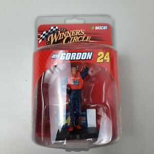 Jeff Gordon 24 Figurine Winner's Circle NASCAR 2008 Driver