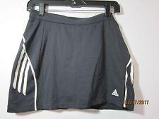 Women's ADIDAS Climalite Golf Tennis Running Skirt Skort Small Fitness Gym Wear