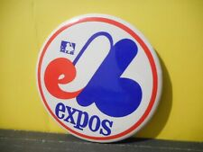 Montreal Expos Pinback,MLB,Baseball