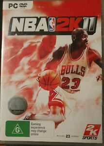 Brand New NBA 2K11 PC Game