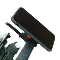 Tigra Mountcase Golf Support Kit Avec Protège Pluie Pour Iphone Se 2 (2020)