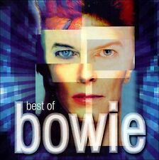 DAVID BOWIE - BEST OF DAVID BOWIE (Remastered) (CD) Sealed