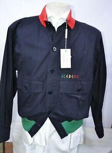 Rare vintage iceberg blue summer cotton jacket