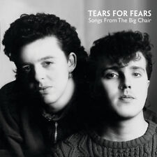 Tears for Fears Songs From The Big Chair 180g Vinyl Back to Black 2014
