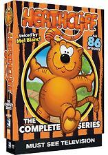 Heathcliff. the Complete 1984 animated series. saison 1 & 2. 9 DVD. nouveau OVP