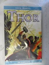 1 x Comic  100% Marvel  - Thor    Die Verbannung   Nr. 66    Zustand 1