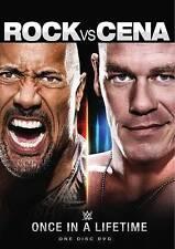 WWE: Rock vs. Cena (DVD, 2015) NEW