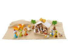 Sevi Großes Weihnachtskrippen-Set Spielkrippe 82257 Neuware OVP