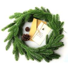 10X Fashion Artificial Pine Tree Plants Plastic Flower Christmas Party Decor NEW