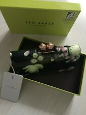 TED BAKER Kensington Floral Leather Matinee Purse & Box RRP £90 Mothers Day New