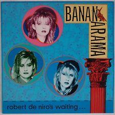"BANANARAMA: Robert De Niro's Waiting 12"" '84 Synth Pop Vocal LONDON USA"