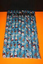 10 ROULEAUX PAPIERS CADEAUX ENFANT 2 M x 70 cm +18 Étiquettes cadeaux Double   2