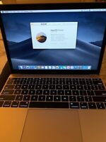 "2017 Macbook 12"" Rose Gold A1534 1.2ghz, 8gb, 256gb, 120 cycles, cosmetic damage"