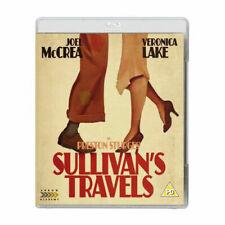 Sullivans Travels Blu-ray 1941 DVD Region 2