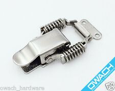 Small Stainless Steel Draw Latch Spring Load Replacement LAMP SCC-40/SS