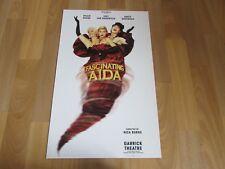 Issy van Randwyck in FASCINATING Aida Original GARRICK Theatre Poster