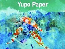 Yupo Pintura Papel Sintético-A4 85gsm - 25 Hojas-Superficie Lisa
