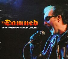 THE DAMNED - 35th Anniversary Tour: Live in Concert  (punk) 2 CD SET [WR]