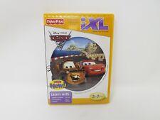 Fisher-Price iXL Educational Learning Game Cartridge - New - Disney Pixar Cars 2