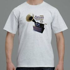 """Spin Alley """"The Icons"""" Edison Standard Phonograph T-Shirt - Small to XLarge"""