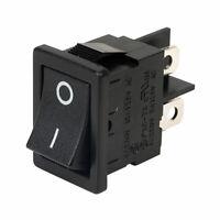 SCI R13-73A DPST Miniature Rocker Switch