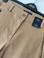LADIES M&S SIZE 14 16 18 OR 20 CARAMEL SOFT TOUCH SKINNY STRETCH JEANS FREE POST