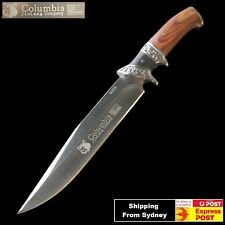 Survival Military Bowie Camping Hunting Tactical Full Tang Pig Sticker knife
